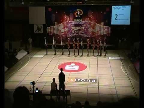 Eyecatchers - Deutsche Meisterschaft 2011