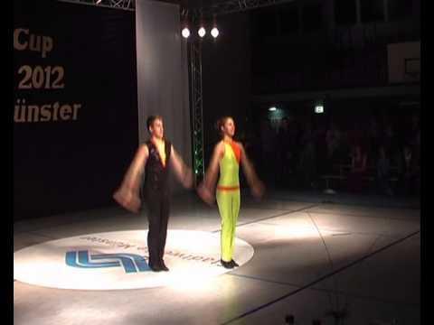 Franziska Krah & Michael Krah - Kiepen Cup 2012