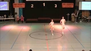 Lisa Stufler & Anton Zinsmeister - Landesmeisterschaft Bayern 2016