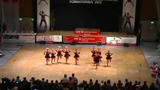 Crazy Chicken - Deutsche Meisterschaft 2013
