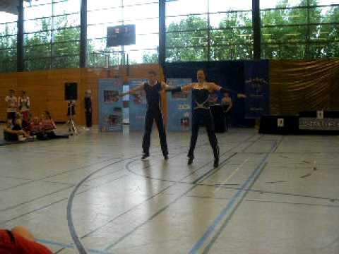 Rika Gerke & Alexander Graf - 4.Ecktown-Cup / NorthStar & Nord-Cup 2011