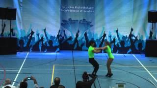 Carolin Steinberger & Tobias Planer - Hupfadn Turnier 2015