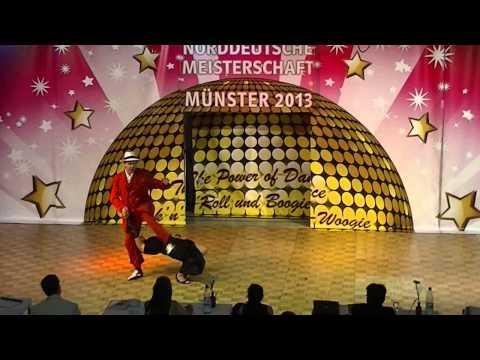Ramona Juraske & Nikolaus Juraske - Norddeutsche Meisterschaft 2013