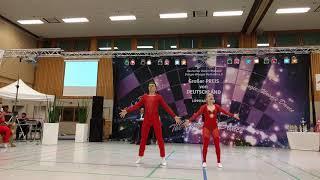 Katrin Pfundstein & Elias Vogt - GPvD 2018