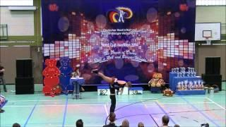 Elisabeth Kleinstück & Rene´ Kleinstück - Teddybears-Cup 2014