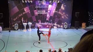 Franziska Peßler & Tobias Öttl - Deutsche Meisterschaft 2018