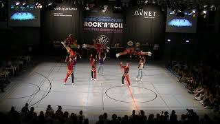 Rock Comets - Weltmeisterschaft Poing 2017