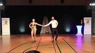 Marieke Speck & Tobias Neumann - NordCup Hamburg 2019