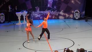 Jana Köder & Marcel Schollenberger - Deutsche Meisterschaft 2018