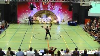 Helen Maas & Marcel Schollenberger - Schwäbische Meisterschaft 2015