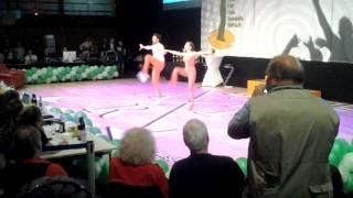Rebekka Stahl & Nicolai Schneickert - Großer Preis von Deutschland 2017