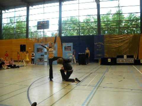 Laura Maslo & Lennart Kühn - 4.Ecktown-Cup / NorthStar & Nord-Cup 2011