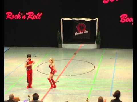Lucy Wiedemaier & Oliver Kurzaj - Landesmeisterschaft NRW 2012