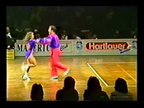 Uwe Fläschel & Annette Fläschel - Weltmeisterschaft 1986