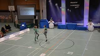 Helene Mu¨ller & Armin Scholz - NordCup Flensburg 2019