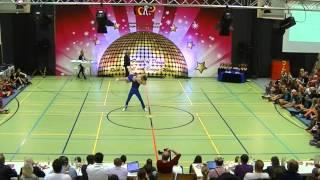 Vanessa Gottschall & Christian Lehr - Schwäbische Meisterschaft 2015