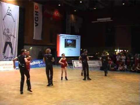 Meisterjäger - Deutsche Meisterschaft Formationen 2006