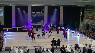 Dance Explosion - Deutsche Meisterschaft 2018