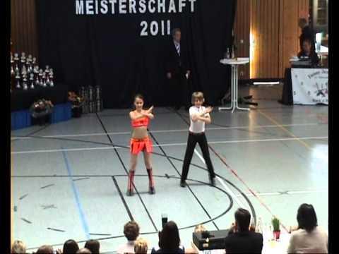 Kerstin Gunesch & Mathias Neuner - Nordbayerische Meisterschaft 2011