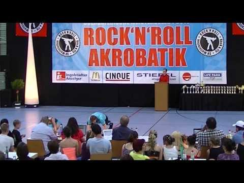 Jana Köder & Alexander Vesel - Oberbayerische Meisterschaft 2013