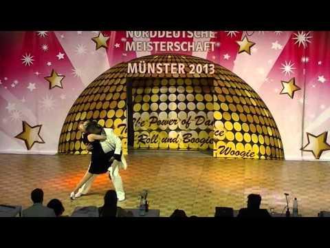 Sylvia Gauß & Karl-Heinz Stahl - Norddeutsche Meisterschaft 2013