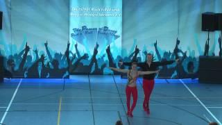 Julia Geishauser & Patrick Pfaller - Hupfadn Turnier 2015