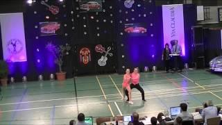 Nicole Kalb & Alexander Kapsalis - Via Claudia Cup 2013