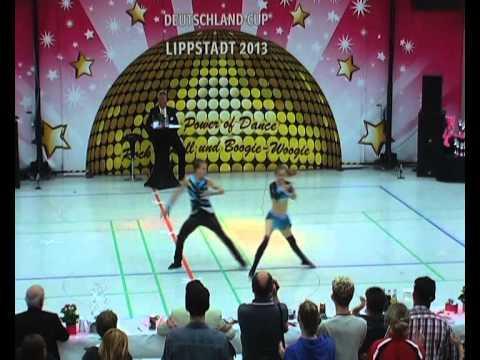 Janique Steiner & Jascha Steiner - Deutschland Cup 2013
