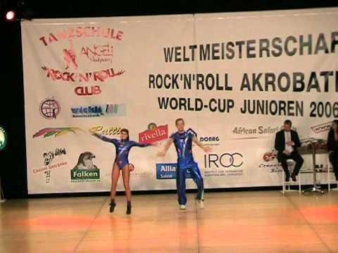 Olga Sbitneva & Ivan Youdin - Weltmeisterschaft 2006