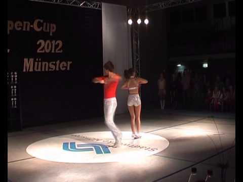 Mandy Weise & Tobias Weise - Kiepen Cup 2012