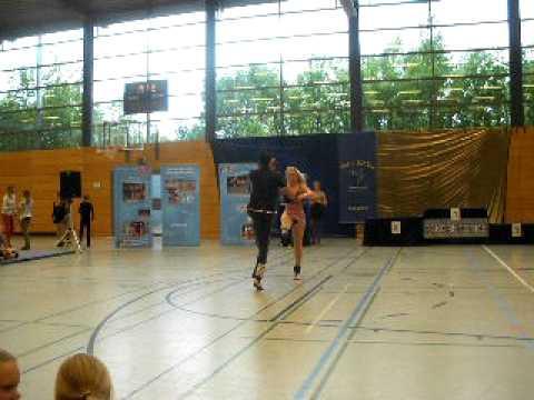 Stefanie Franzen & Thomas Fischer - 4.Ecktown-Cup / NorthStar & Nord-Cup 2011