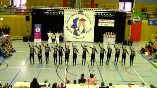 Royal Dancers - Landesmeisterschaft Bayern 2015