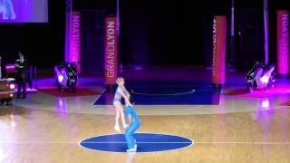 Michelle Uhl & Tobias Bludau - World Masters Lyon 2015