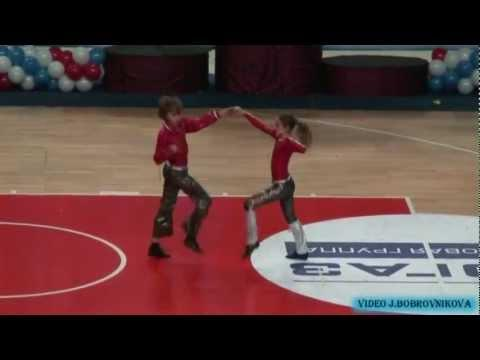 Samuel Luscan & Michaela Hroneekova - Europameisterschaft 2011