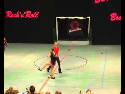 Marion Liskatin & Stephan Schlüter - Landesmeisterschaft NRW 2012