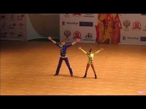 Daria Netskina & Ivan Radin - Russische Meisterschaft 2013