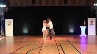 Rika Gerke & Dennis Krumm - NordCup Hamburg 2019