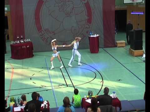 Nathali Kurzaj & Marvin Klusch - High Fly Cup 2011