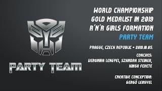 Party Team - World Championship 2019