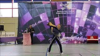 Antonia Schmid & Julian Minks - Saar Kings Cup 2018