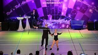 Nadine Stünkel & Sebastian Rott - Deutsche Meisterschaft 2019
