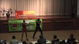 Bianca Brödner & Nick Codagnone - Süddeutsche Meisterschaft 2015