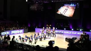 Falcon Girls - World Championship Formations 2019