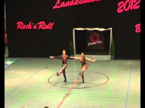 Serena Nicosia & Niklas Fries - Landesmeisterschaft NRW 2012