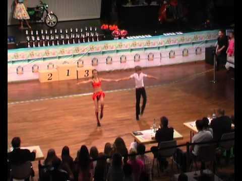 Kerstin Gunesch & Mathias Neuner - Süddeutsche Meisterschaft 2011