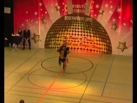 Alexandra Starikova & Christoph Balow - Norddeutsche Meisterschaft 2012