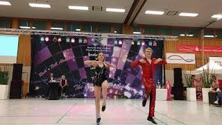 Alyssa Baum & Jonas Dux - GPvD 2018