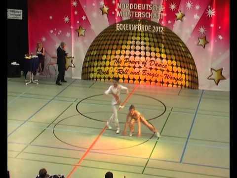 Philippa Braatz & Carl Hendric Scharf - Norddeutsche Meisterschaft 2012