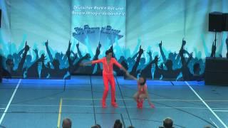 Amila Okanovic & Tim Huber - Hupfadn Turnier 2015