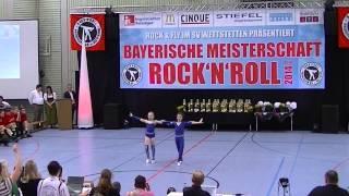 Elisabeth Horsch & Johannes Horsch - Bayerische Meisterschaft 2014